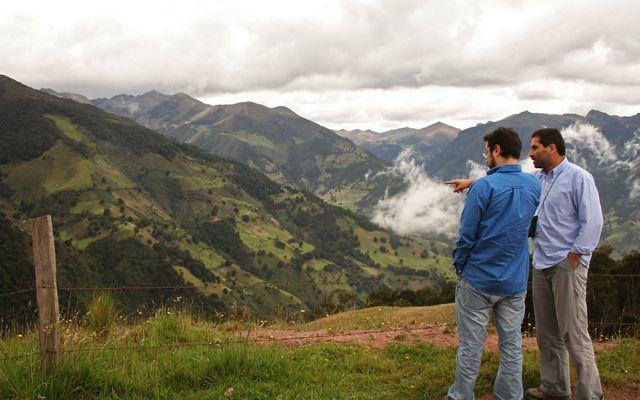 Ecosistemas de alta montaña