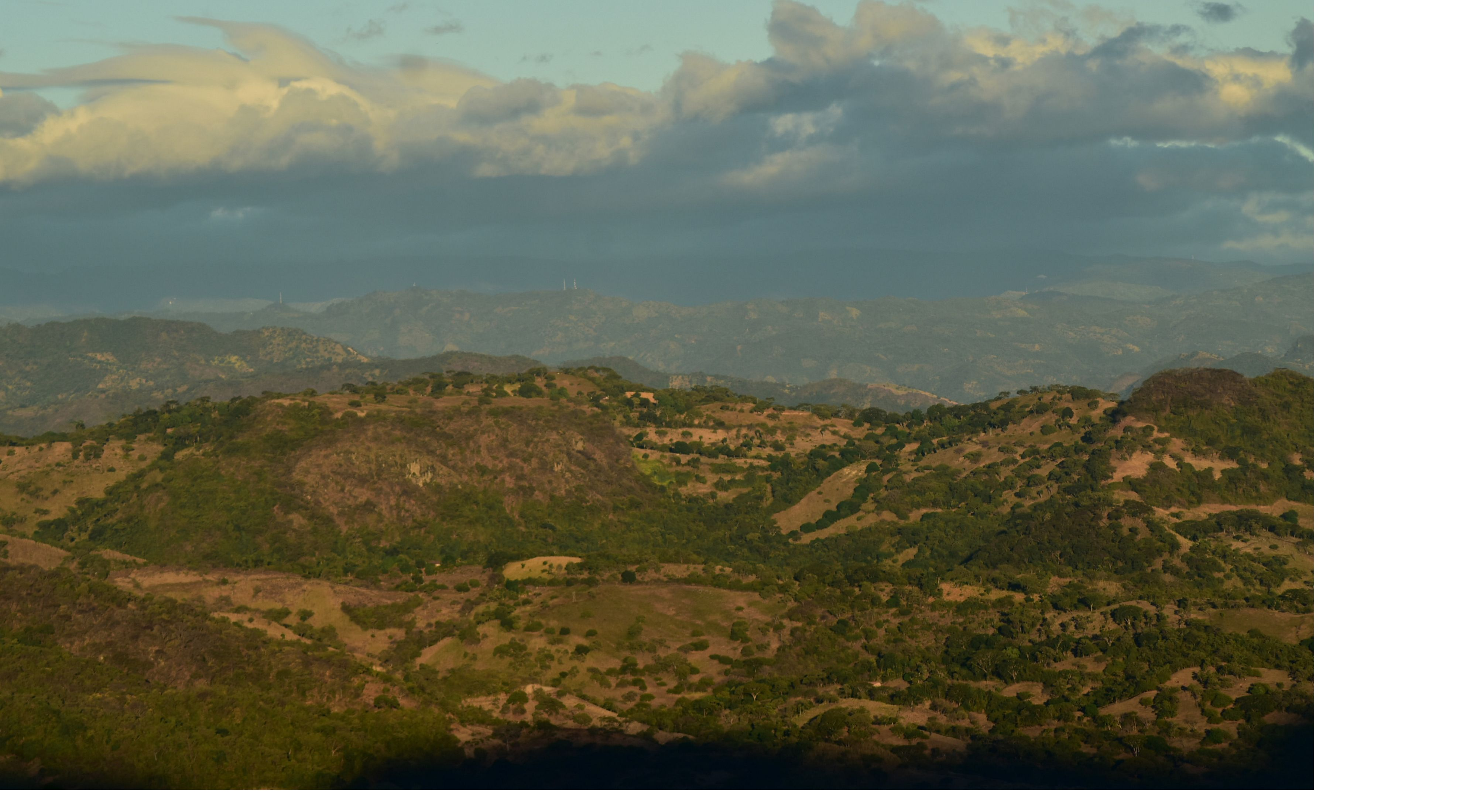 paisajes en el Salvador