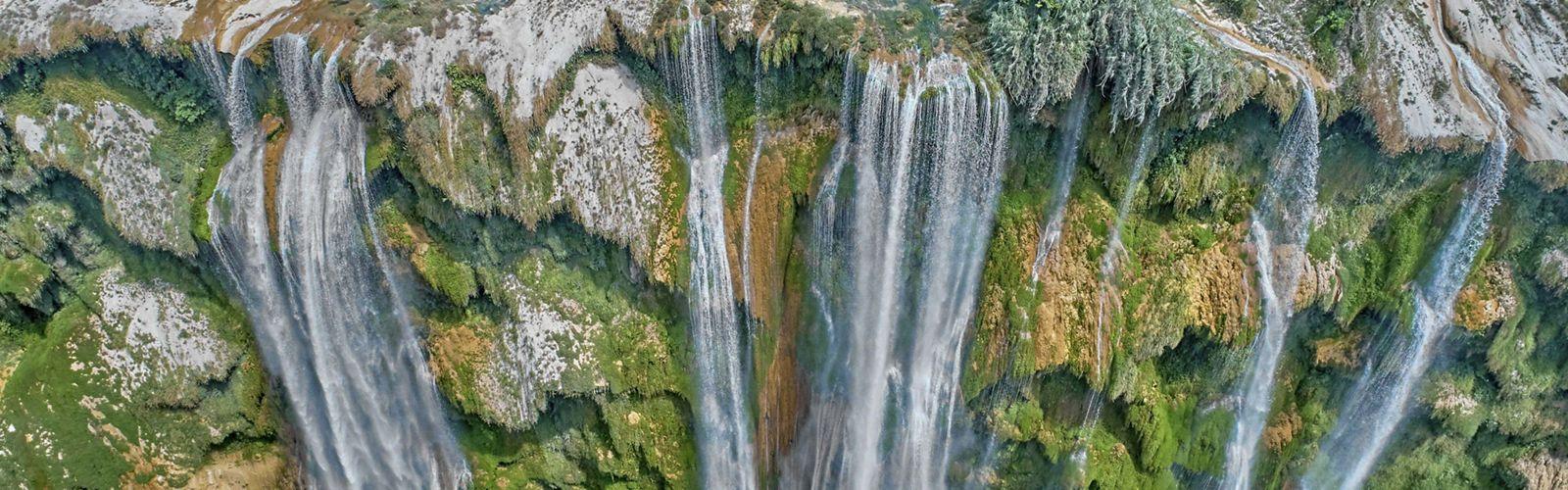 La cascada de Tamul es un salto de agua de México, el salto de agua más grande del estado de San Luis Potosí, México