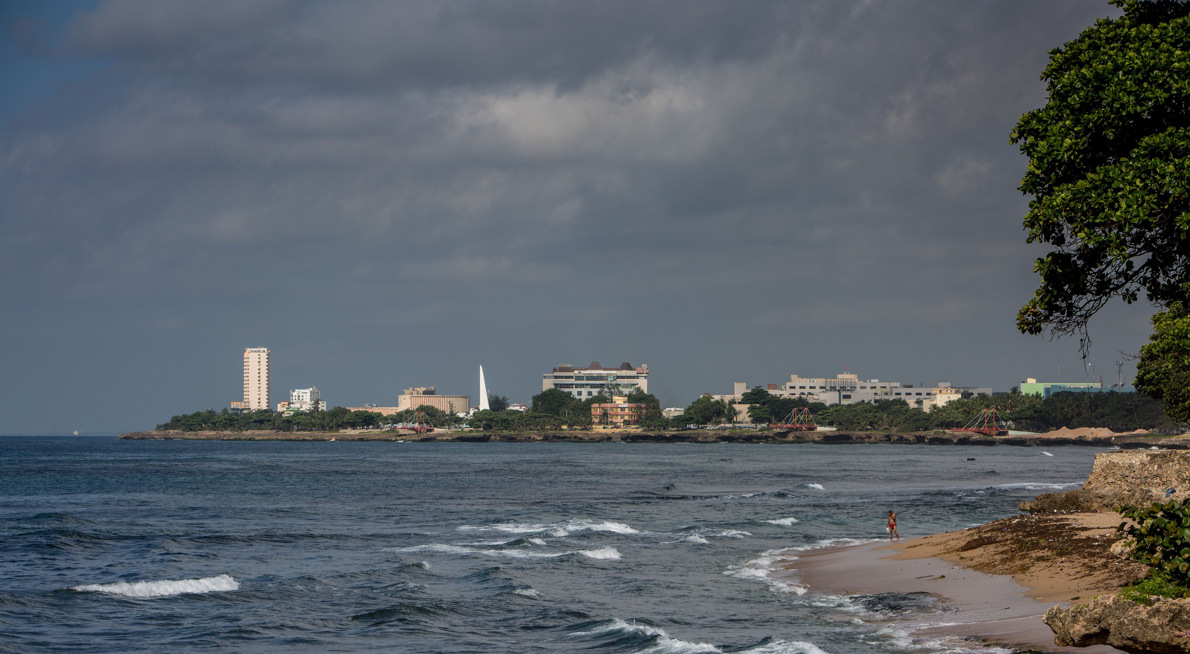 vista de Santo Domingo