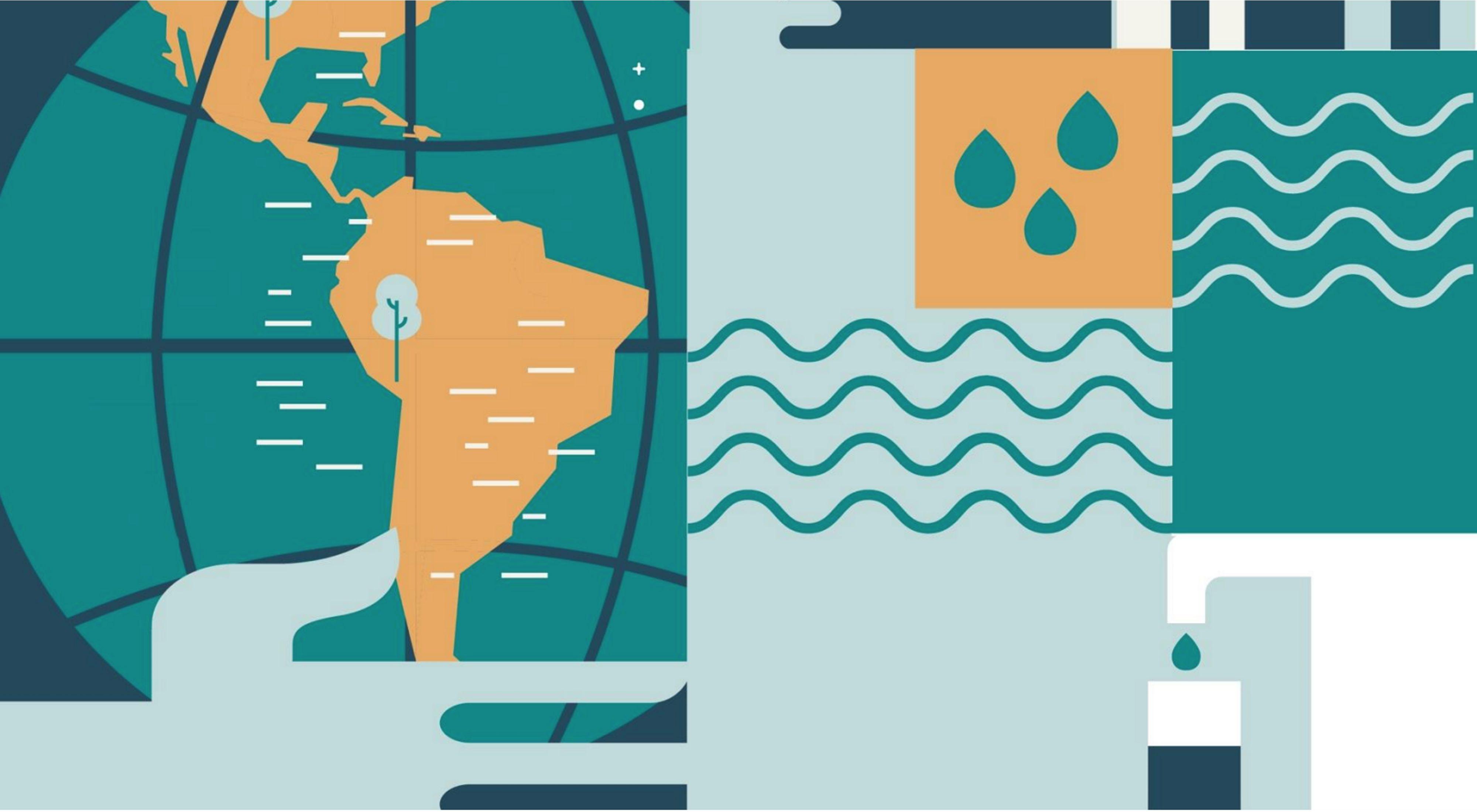 """""""Comunidades conocedoras del agua: mejores prácticas de América Latina"""""""