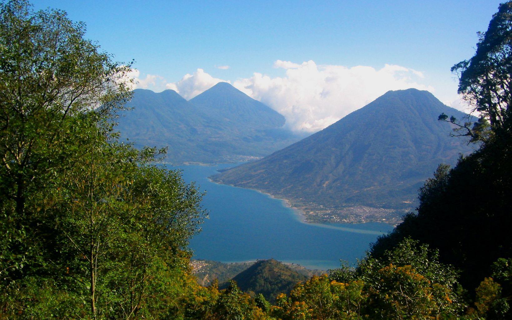 tierras altas de Guatemala, Centro América
