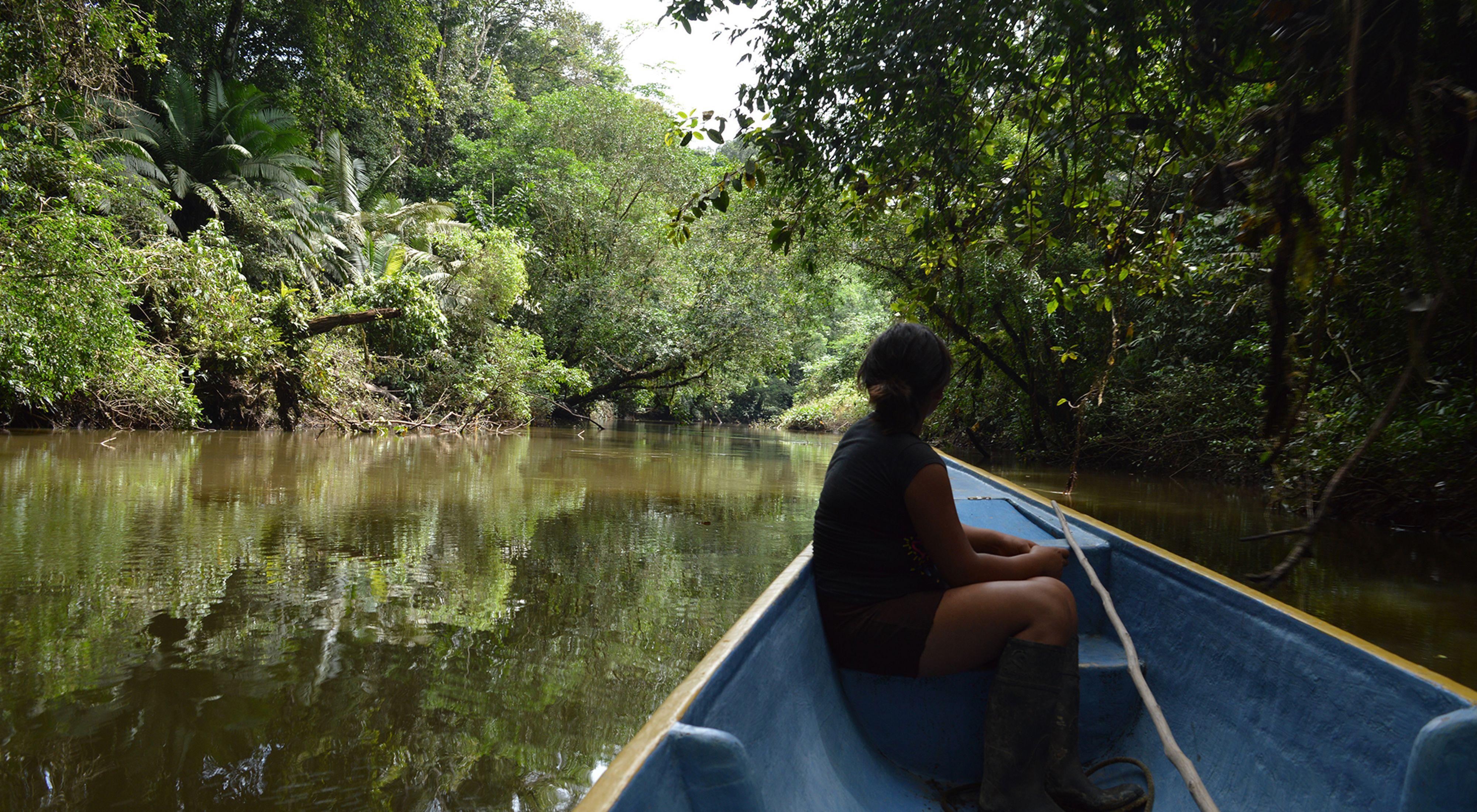 La sinergia entre la sabiduría ancestral y la ciencia, una herramienta para proteger las cuencas hídricas de la Amazonía.