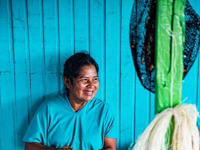 Las comunidades indígenas de la Amazonia son aliadas invaluables para frenar la deforestación.