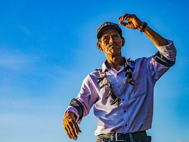 El promotor ambiental del RI Jericó Consaya ha trabajado cinco años en consolidar la apropiación y uso de los planes de manejo entre las comunidades korebaju.