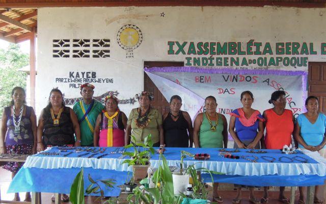 Indigenous leaders