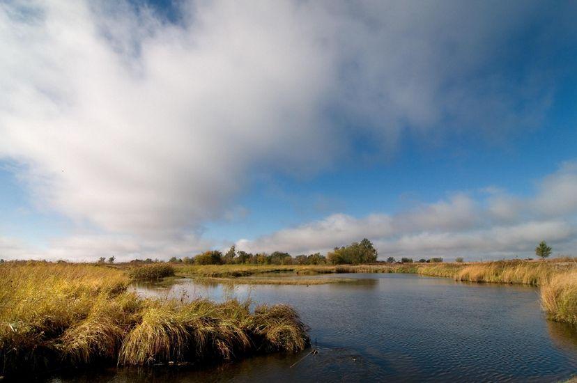 Platte River.
