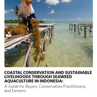 Coastal Conservation and Sustainable Livelihoods Through Seaweed Aquaculture in Indonesia