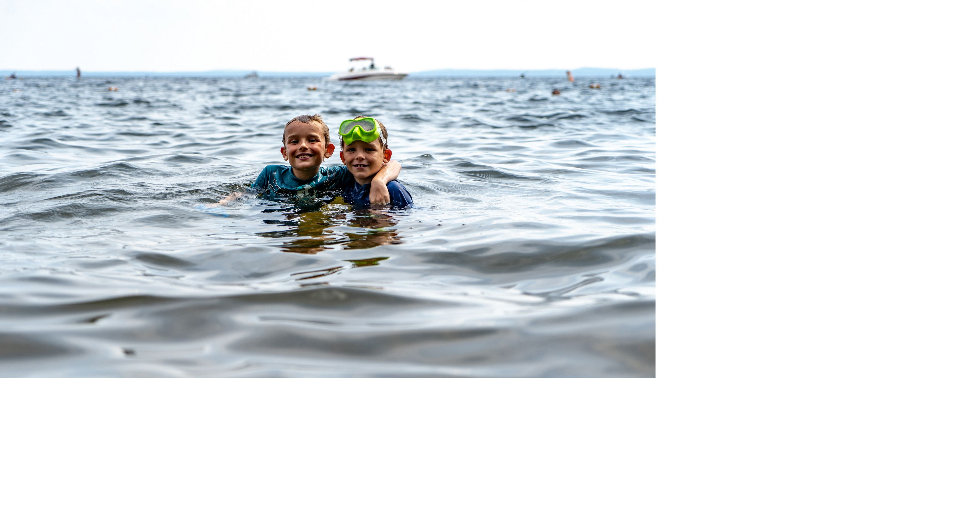 Mainers enjoy recreation and pure drinking water from the second largest lake in the state.