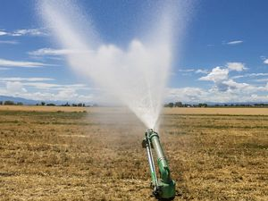 TNC demonstrates irrigation efficiency through multiple projects.