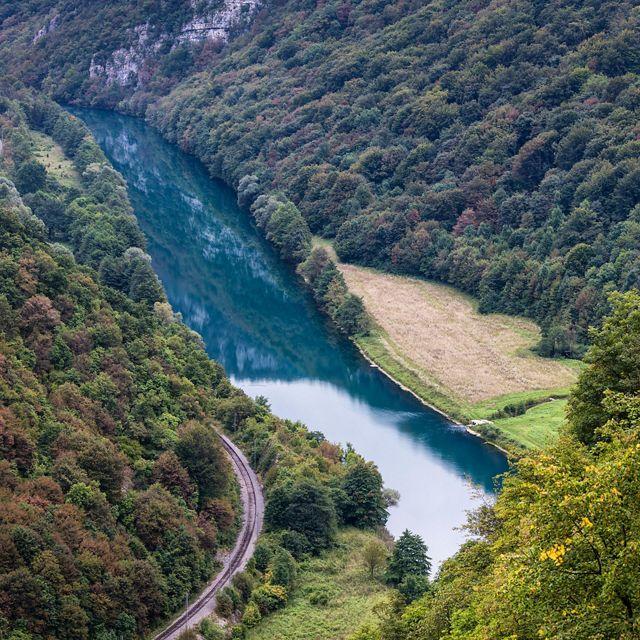 Una National Park in Bosnia and Herzegovina