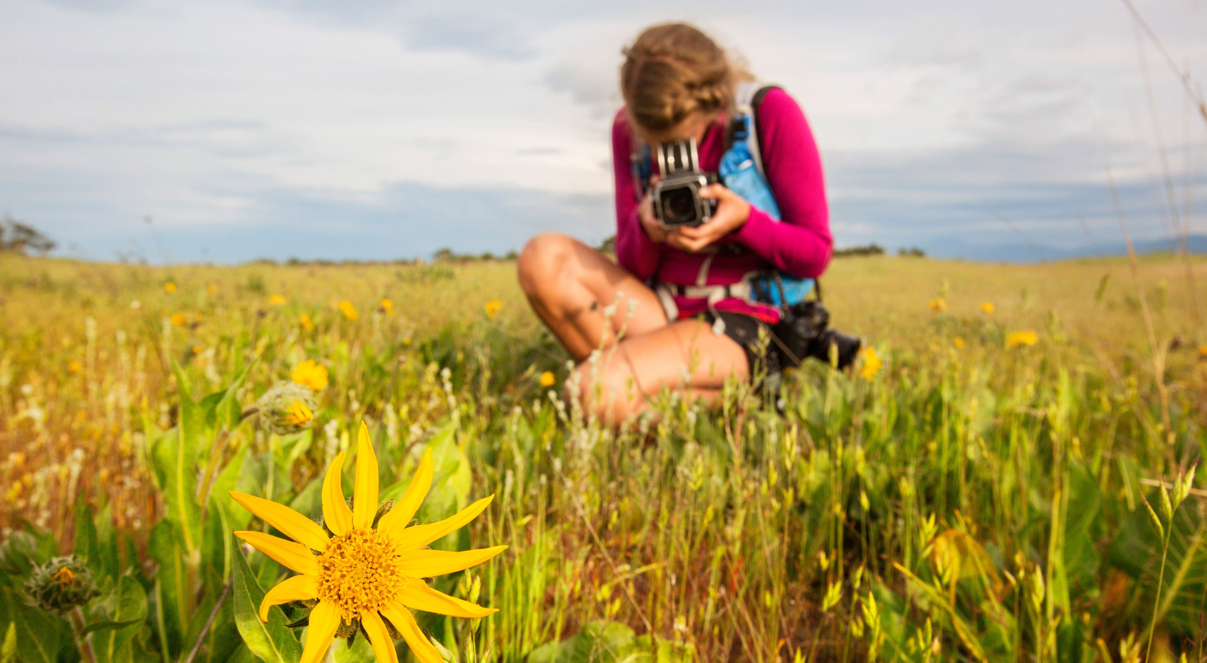 Southwestern Oregon's Table Rocks offers a generous serving of scenic views and wildflowers