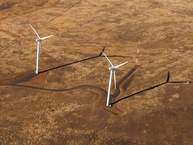 New Mexico is the nation's fastest-growing state for wind-energy construction, according to a 2018 report from the American Wind Energy Association.