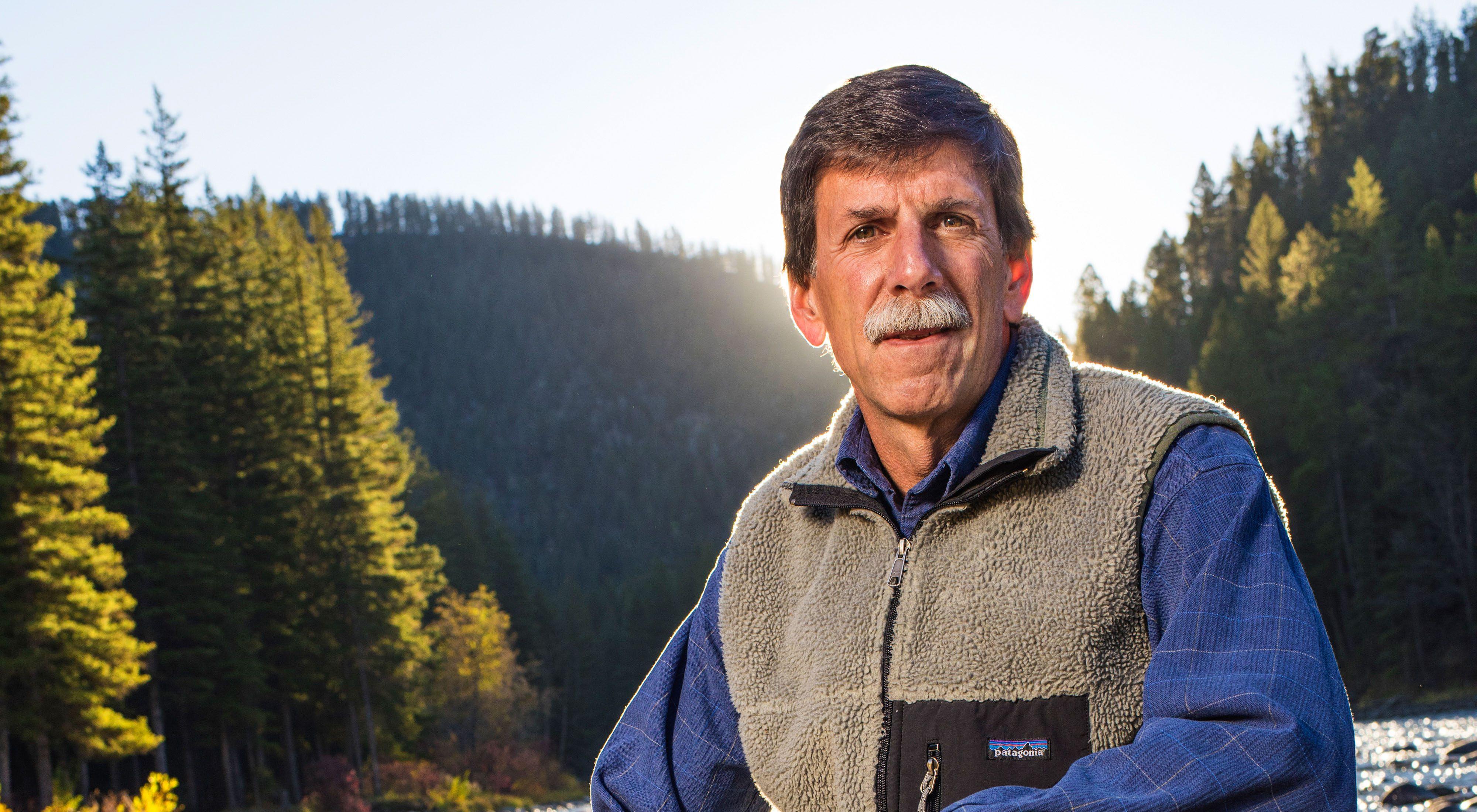 Portrait of Craig Groves
