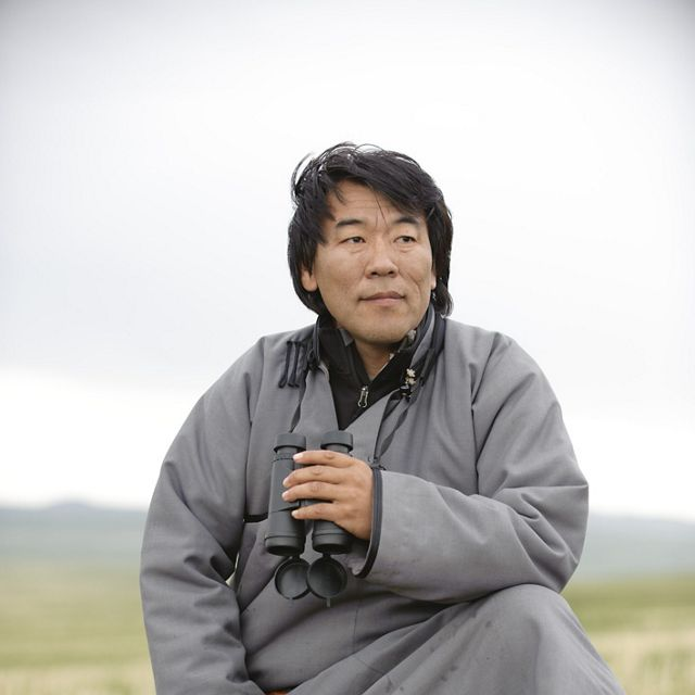Director of Conservation for the Conservancy's Mongolia Program.