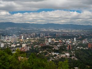Important watershed provides water to Guatemala CIty