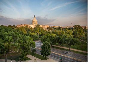 The United States Capitol in Washington, DC, USA.