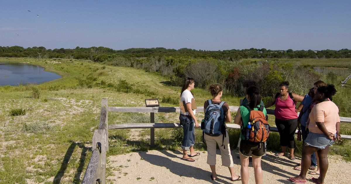 The South Cape May Meadows Preserve is included among the case studies at NRCSolutions.org that demonstrate the successful use of nature-based solutions that help reduce flood risk while providing other benefits for communities.