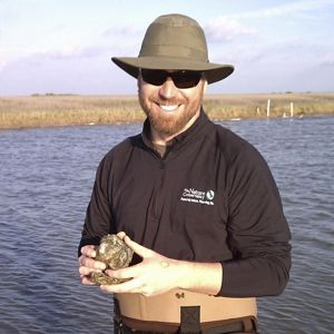 Jeff DeQuattro is director of restoration for The Nature Conservancy in the Gulf of Mexico.