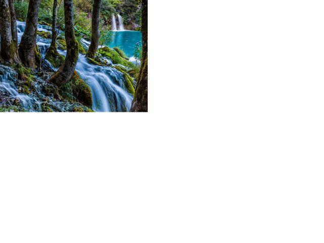 Waterfalls of the Balkans