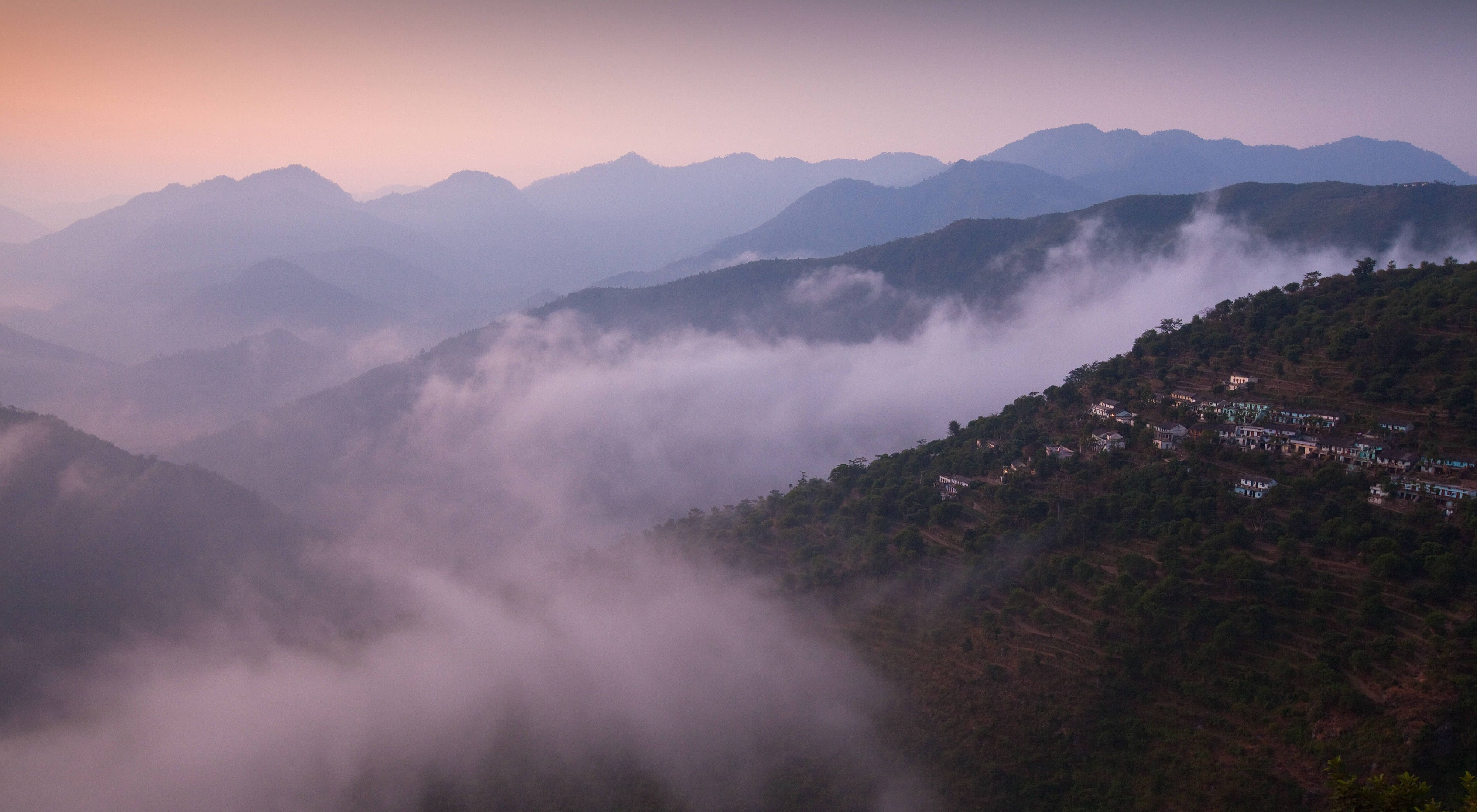 Lower Himalaya, India