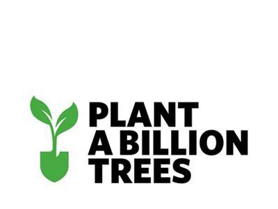 Logo Planta Mil Millones de Árboles