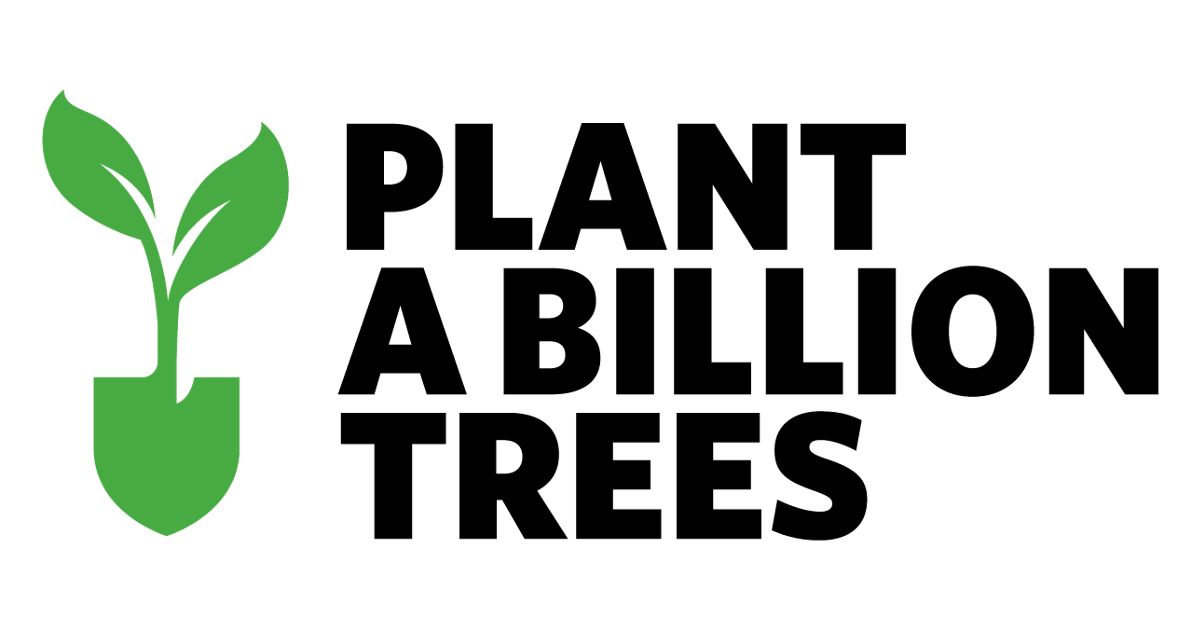 Plant a Billion Trees Logo